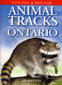 OUT OF STOCK/UNAVAILABLE  Animal Tracks of Ontario