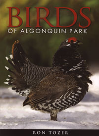 Birds of Algonquin Park, by Ron Tozer