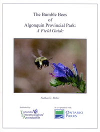OUT OF STOCK/UNAVAILABLE The Bumble Bees of Algonquin Provincial Park