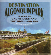 OUT OF STOCK/UNAVAILABLE  Destination Algonquin Park
