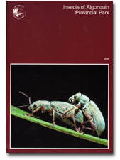 OUT OF STOCK AND UNAVAILABLE Insects of Algonquin Provincial Park