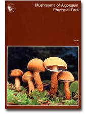 OUT OF PRINT/UNAVAILABLE Mushrooms of Algonquin Provincial Park