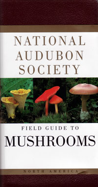 OUT OF STOCK/UNAVAILABLE Mushrooms, National Audubon Society Field Guide