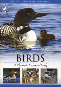 Birds of Algonquin Provincial Park, by Dan Strickland