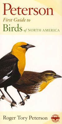 Birds, Peterson First Guide