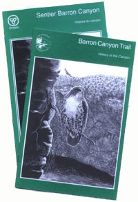 Barron Canyon Trail