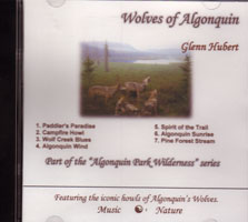 CD Wolves of Algonquin